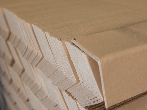 cantoneras de carton para embalaje