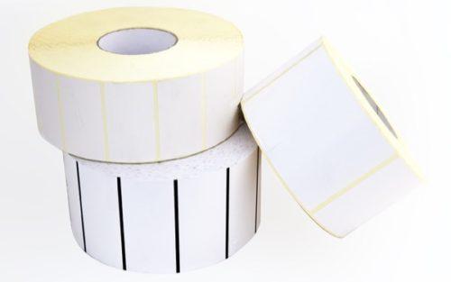 Etiquetas adhesivas térmicas